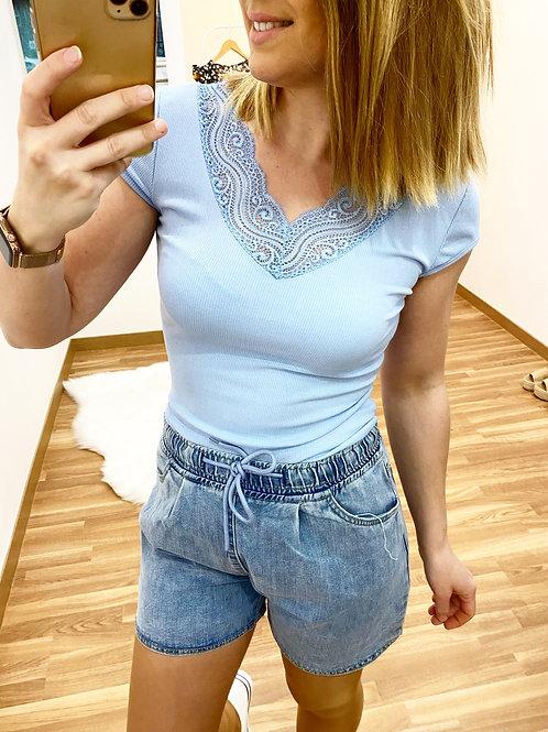 Camiseta Vanesa azul