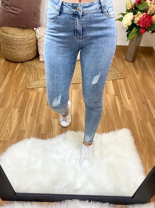 Jeans miss bon Push Up!
