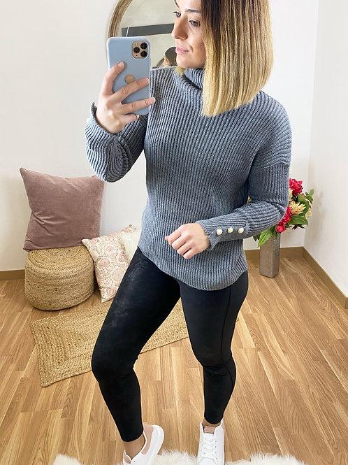 Suéter Belinda gris