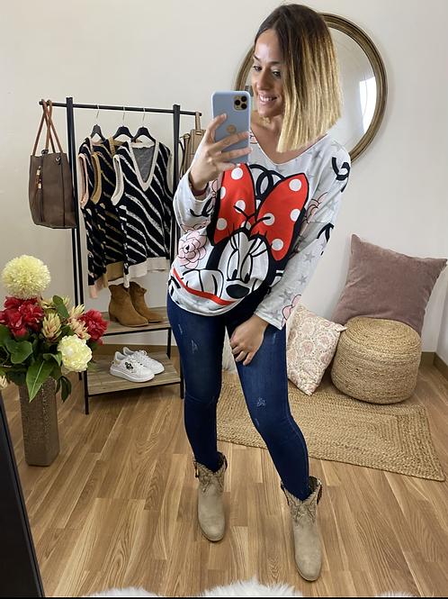 Suéter Disney Minnie