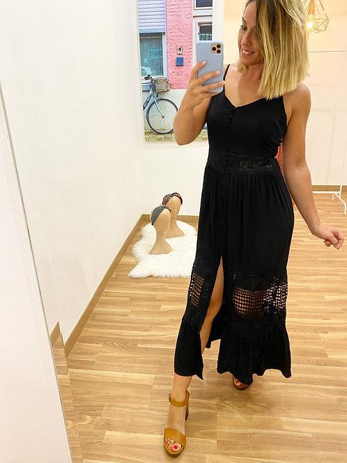 Vestido Alma negro