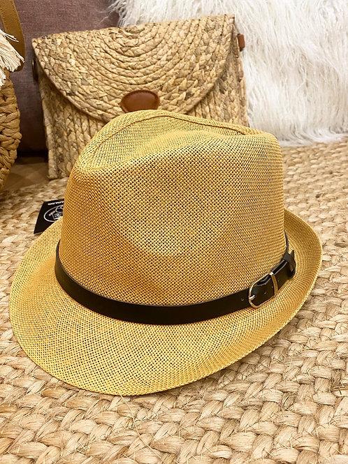 Sombrero corto copa