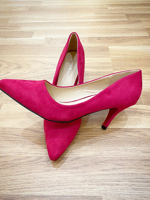 STILETTO FUCSIA