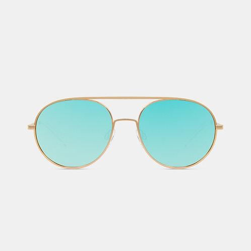 EAGLE MATTE GOLD / BLUE LIMITED
