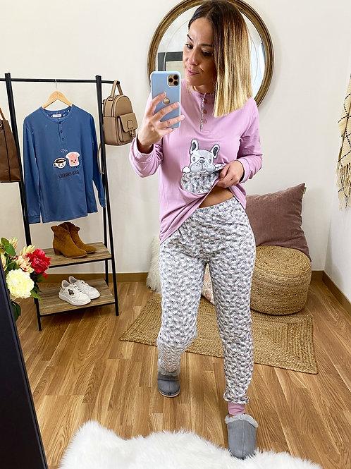 Pijama Lolita Rosa