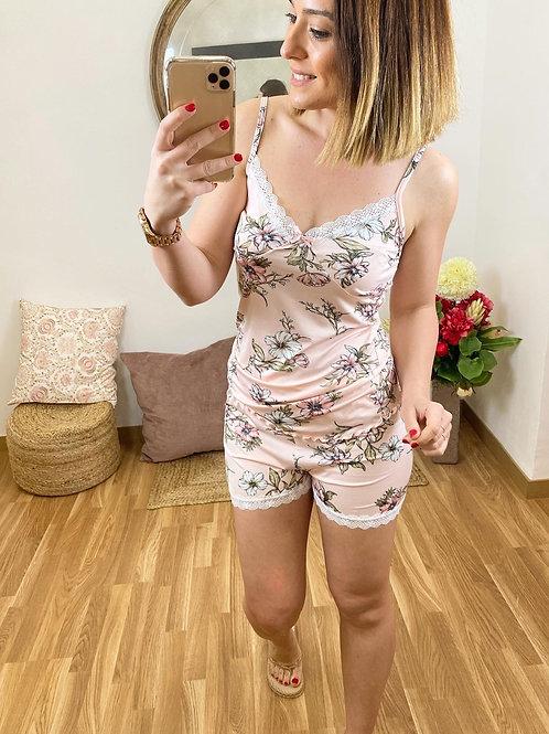 Pijama Azahara rosa