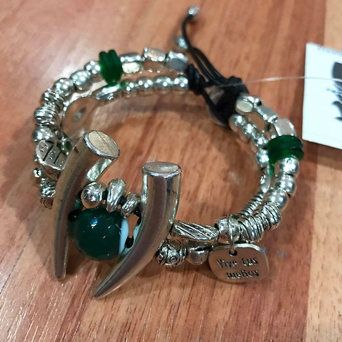 PULSERA Made With Love COLMILLOS