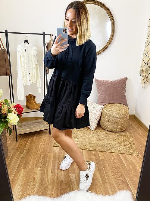 Vestido Lidia negro