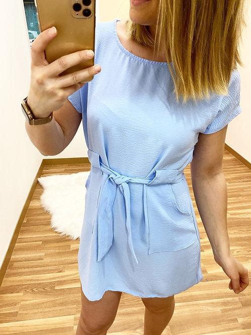 Vestido Leonor azul