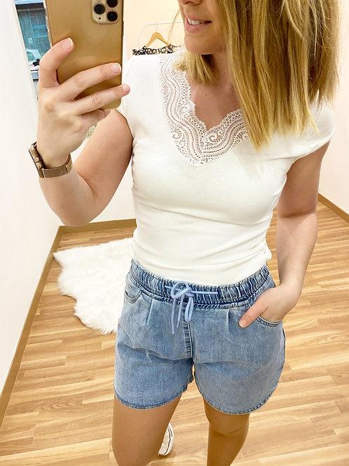 Camiseta Vanesa blanca