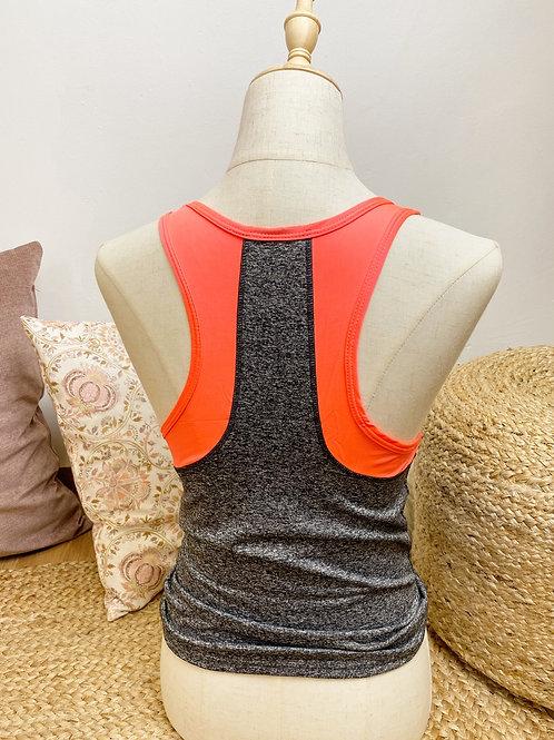 Camiseta nadador coral