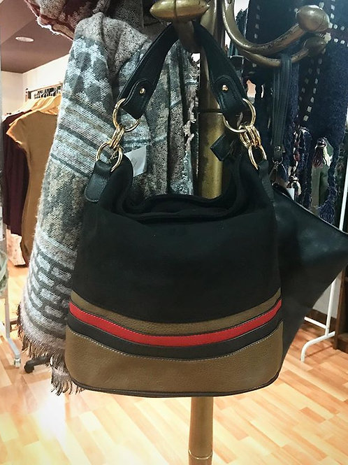BOLSO NEGRO NEW COLLECTION