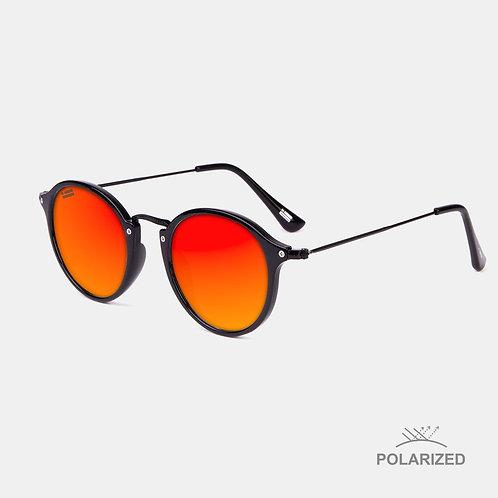 ROLLER BLACK / RED POLARIZED