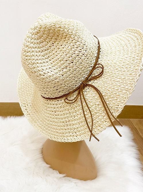 Sombrero playa modelo girasol