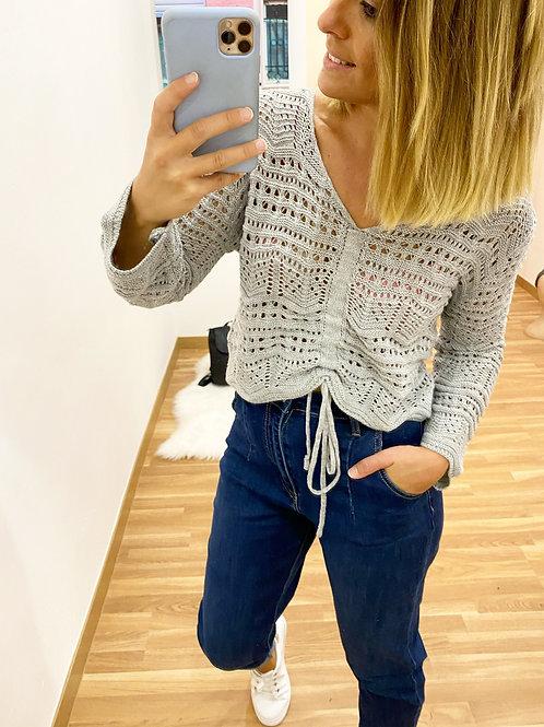 Suéter Lola gris