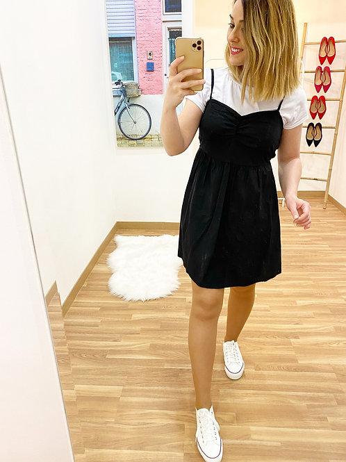 Vestido Amanda negro