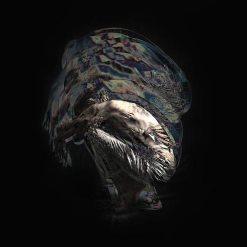 Maren duplisert - Moose (lys versjon - k