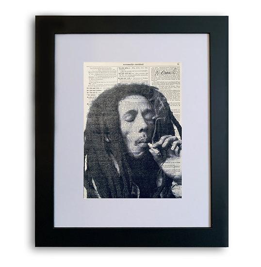 Vintage Bob Marley - REDEMPTION