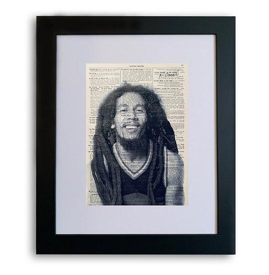 Vintage Bob Marley - ZION
