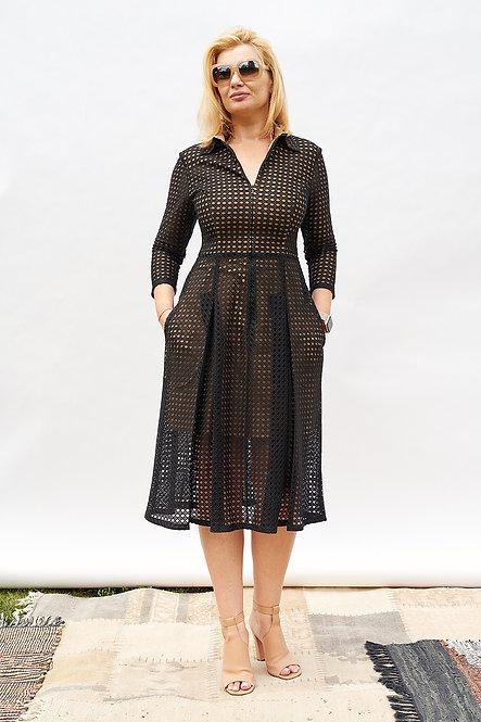 | FREYA | quintessential dress | dotted romance