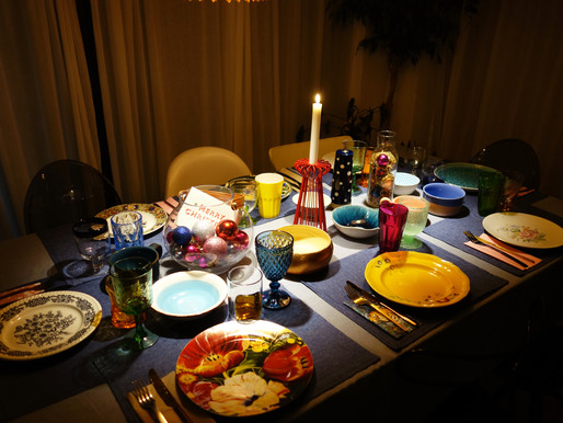 THE XMAS TABLE DECORATION: 3 TIMELESS WAYS FOR A TRULY STYLISH FESTIVE DINNER