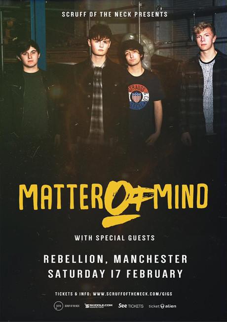 Rebellion - Manchester