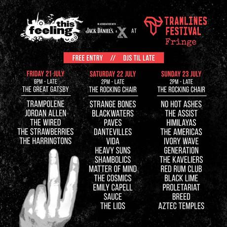 Tramlines Fringe Festival - Sheffield