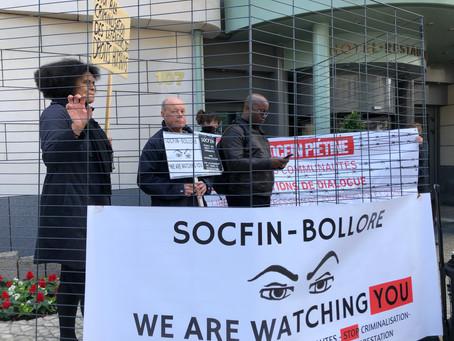 Le « cas » Socfin:  que fait l'Etat luxembourgeois ?