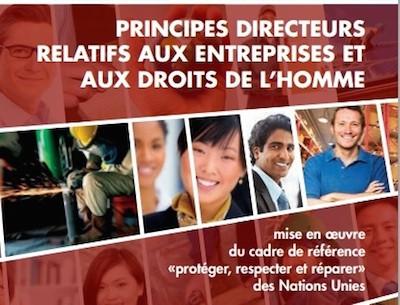"""Position sur le 2ème Plan d'action national """"Entreprises et droits humains"""" du Luxembourg"""