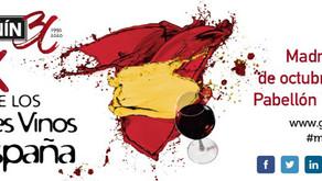 Madrid: XX Salón de los Mejores Vinos de España