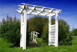 Square White Pagoda