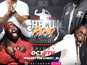 BLK TO HOST VIRTUAL HOMECOMING OCTOBER 9TH