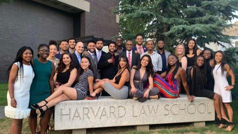 Class of 2019 Harvard TRIALS