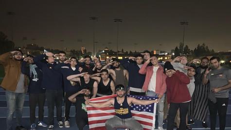 MSA Wrestling Night