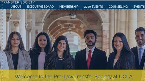 Pre-Law Transfer Society