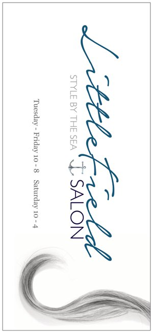 LittleField Salon Brochure