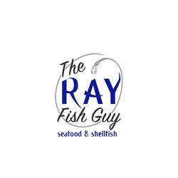 Ray The Fish Guy Logo
