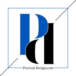 Percival Design Business Card