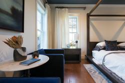 Bedroom Seats & Bed