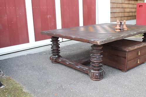 Jonathan Charles Chess Coffee Table