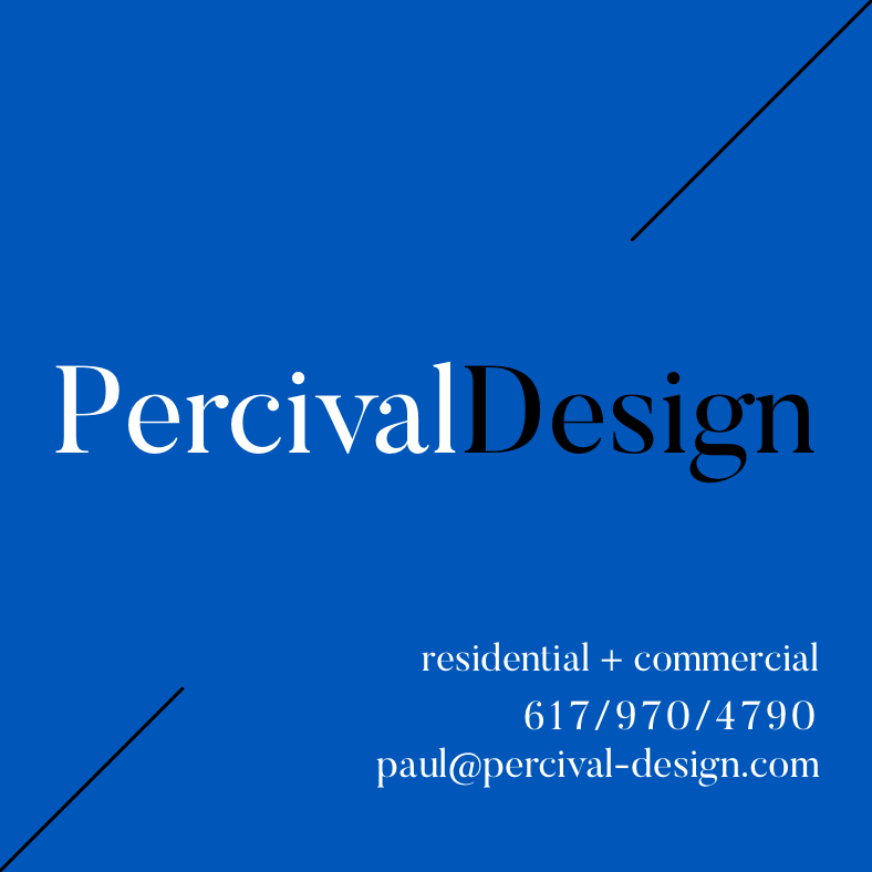 Percival Design Business Card