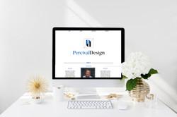 Percival Design Website