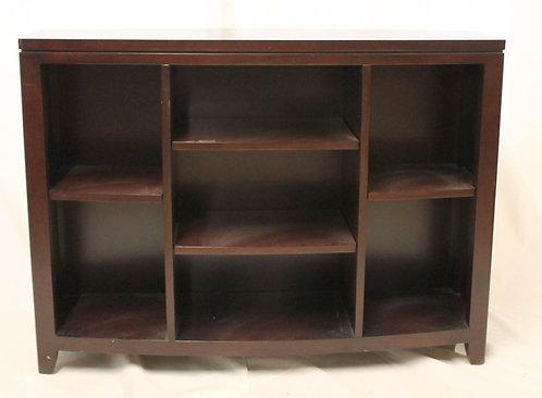 Bookcase Console