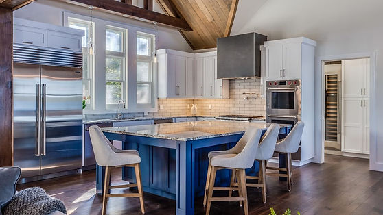 Home Comfort Interior Design Kitchen