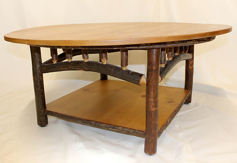 Old Hickory Coffee Table