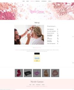 Nichole Caruso Website