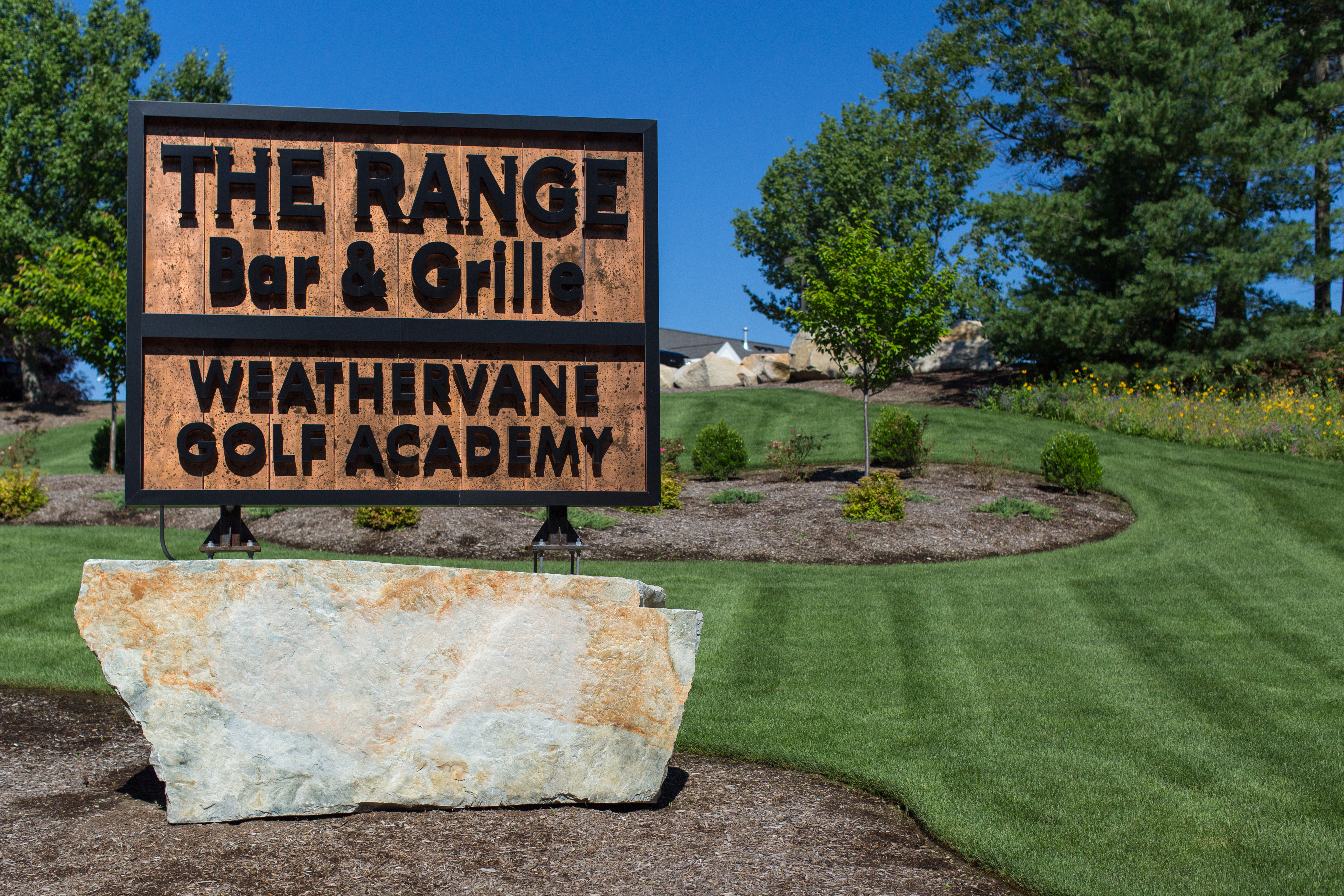 The Range Sign