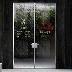 The Range Door Graphics