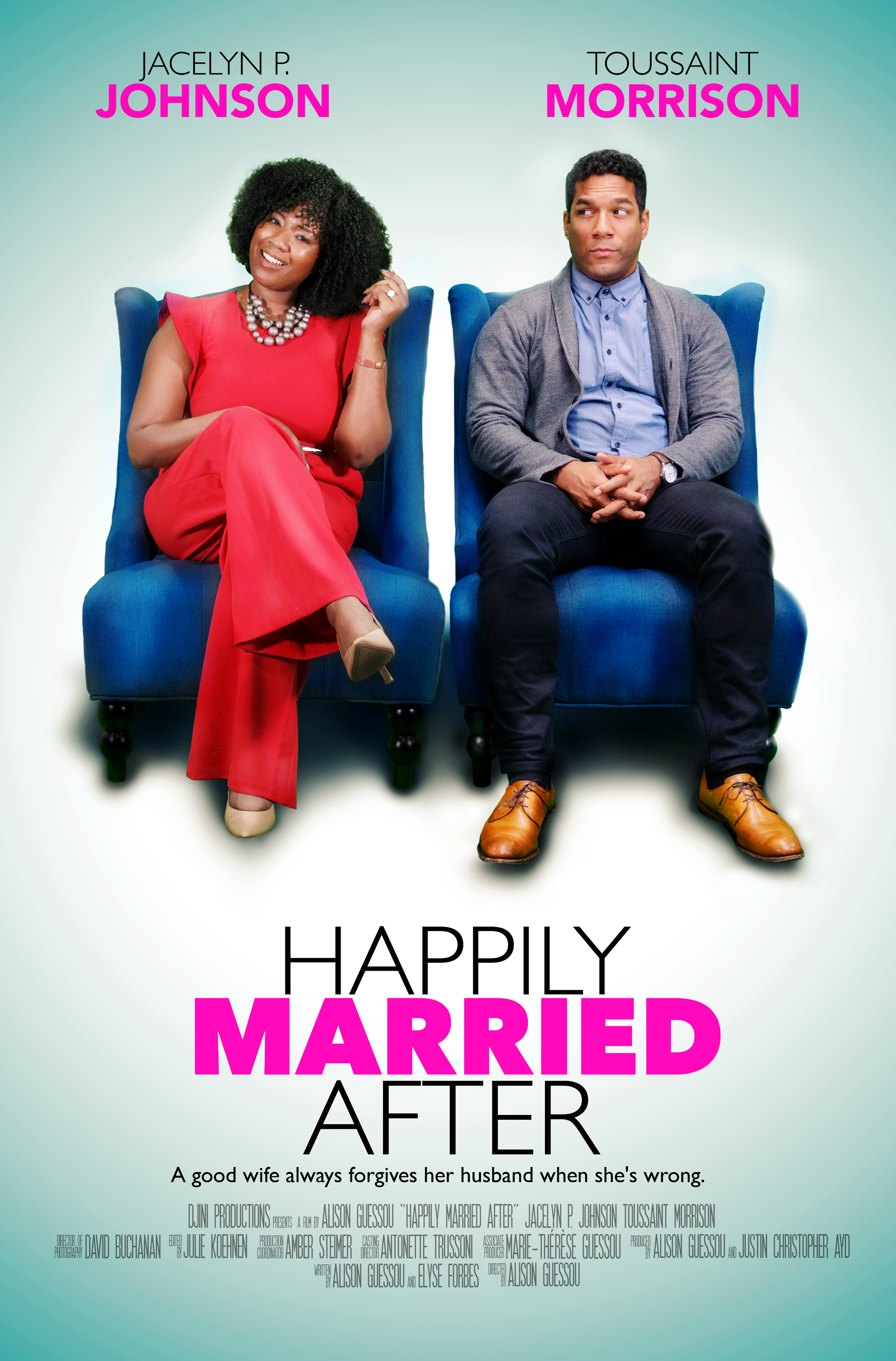 Happily Married After Poster