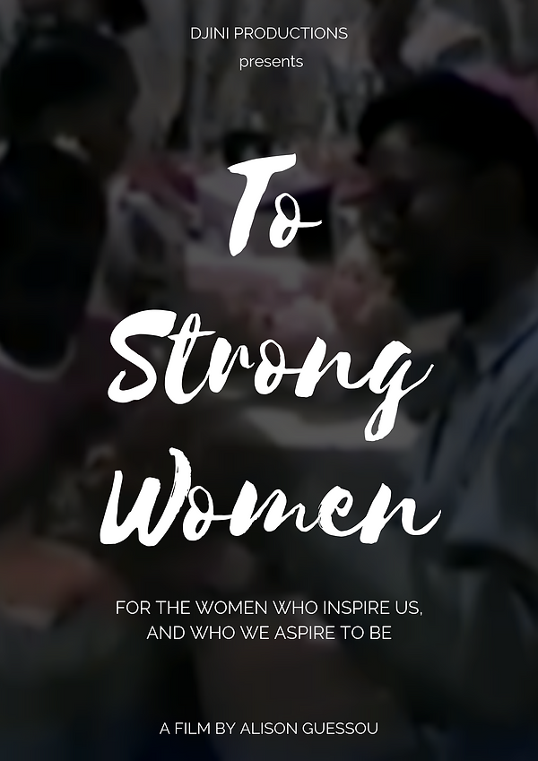 To Strong Women.png